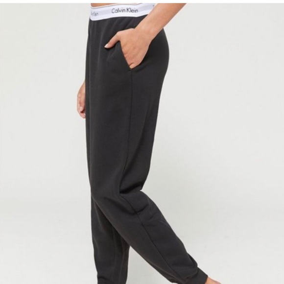 Calvin Klein cuffed sweatpants